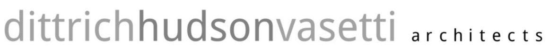DHV logo BW