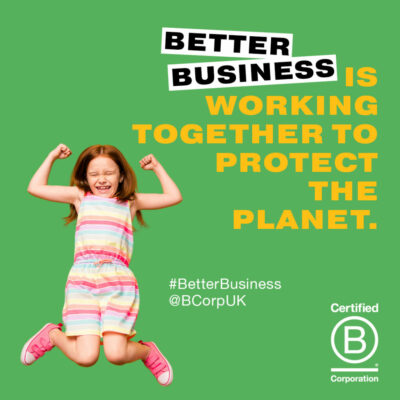 Learn more about the B Corporation movement