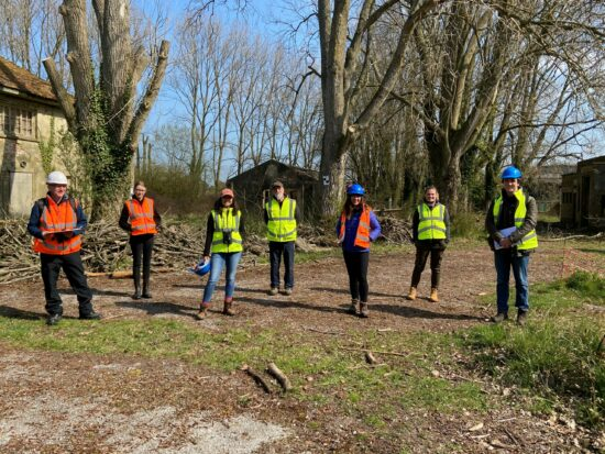 ecologist team