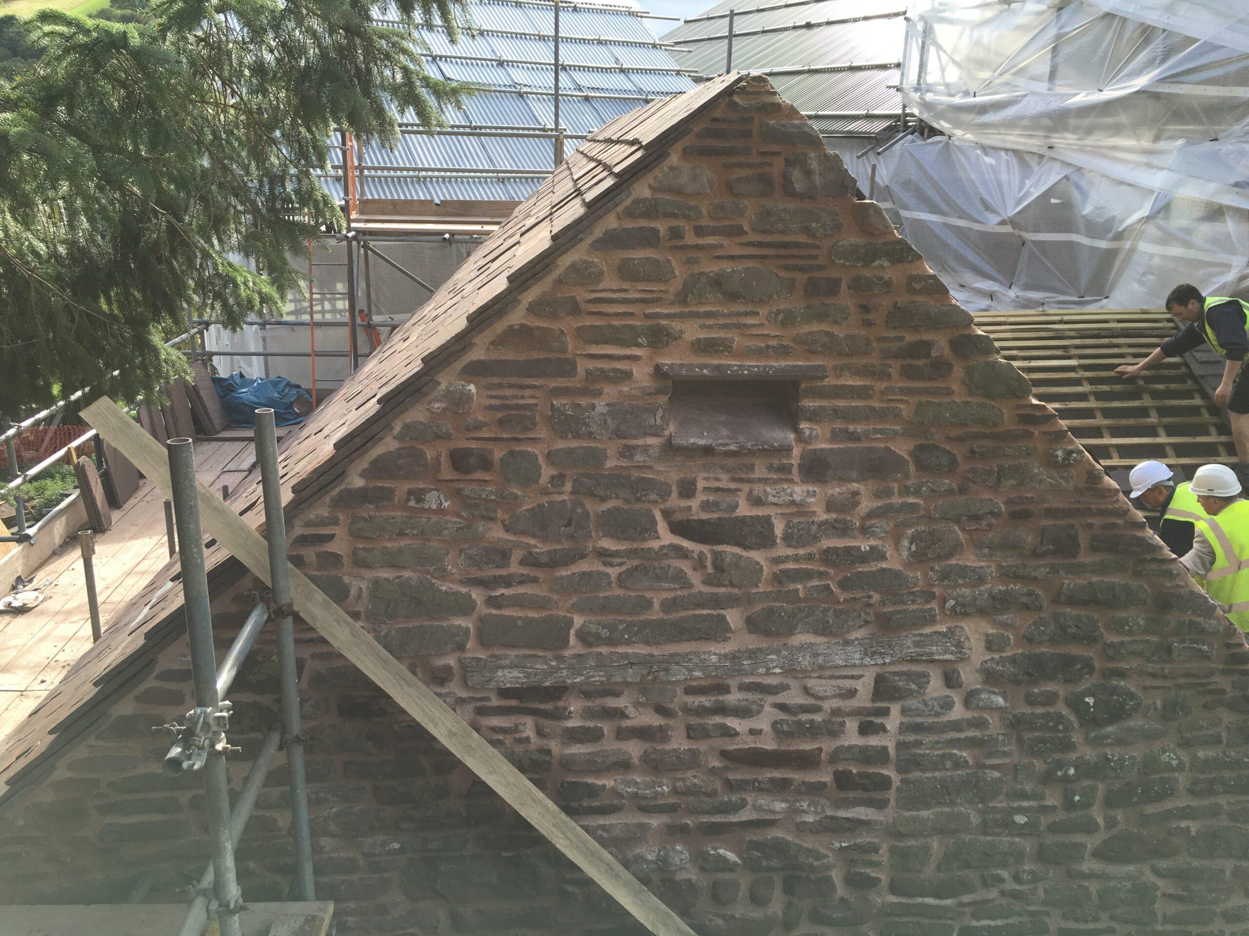 llwyn celyn bat loft