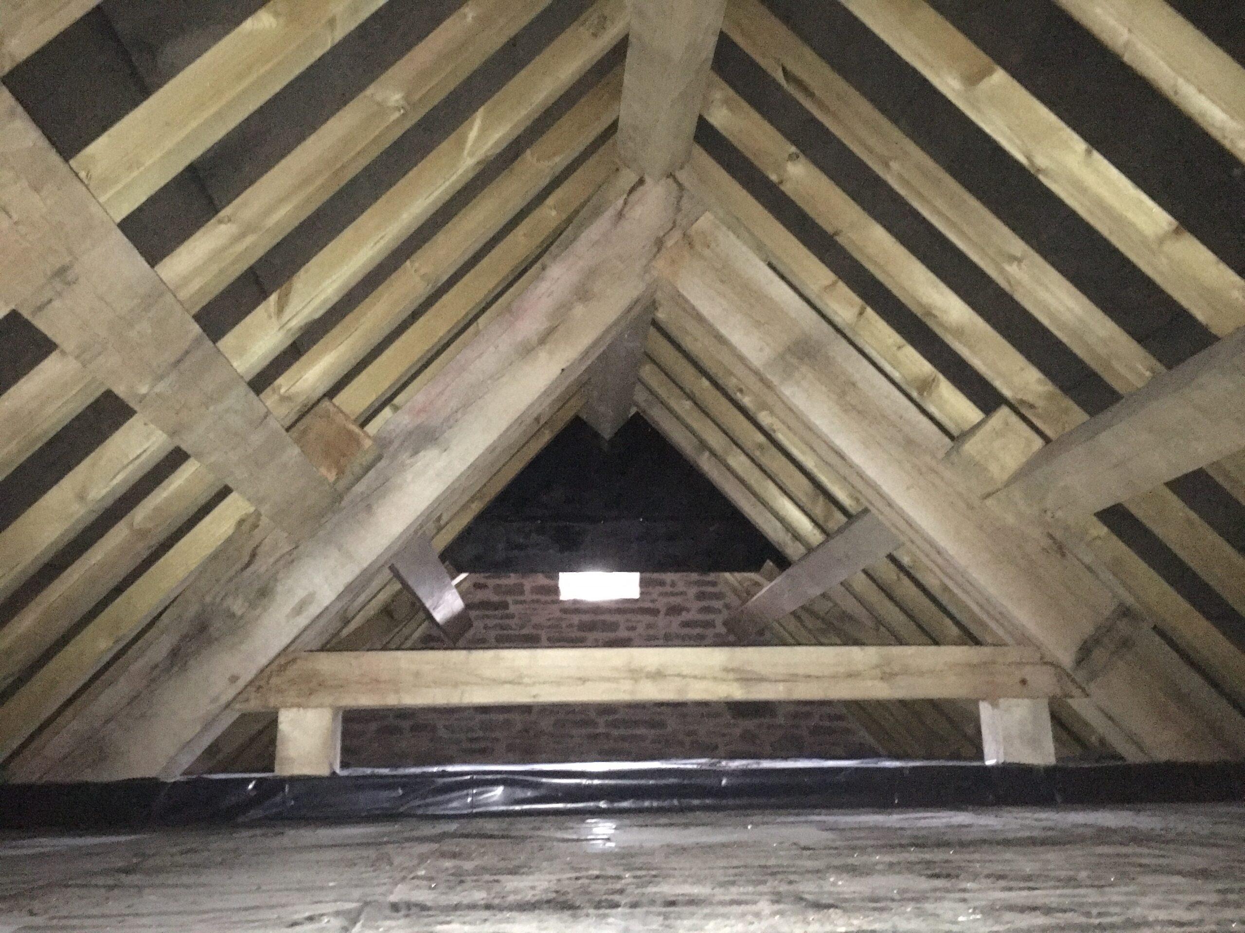 bat loft interior